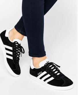Adidas Black Gazelles - My Shop