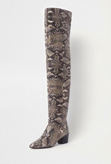 2018 03 23 skin boots - My Shop