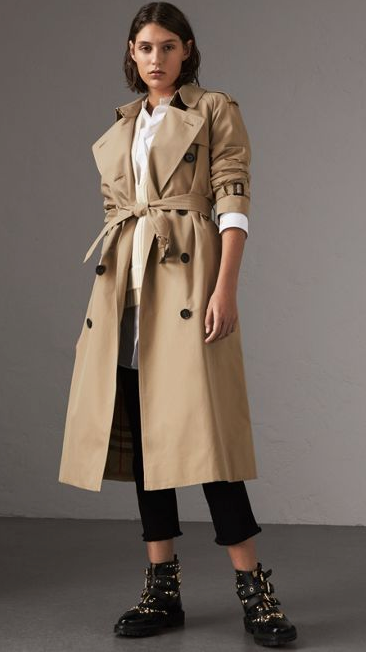 Burbery Trench Coat - Style Classics: The Trench Coat