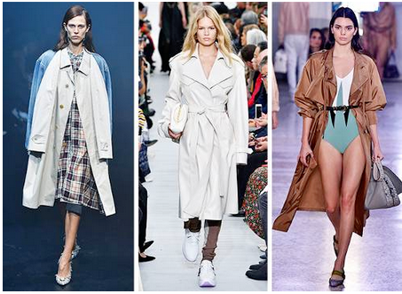 GETTY IMAGES London fashion week - 6 Spring Summer Fashion Trends to add to your wardrobe