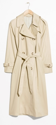 and other stories trench coat spring - Style Classics: The Trench Coat