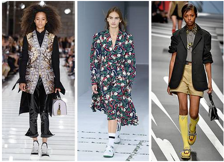 trainers sneakers london fashion week getty images - 6 Spring Summer Fashion Trends to add to your wardrobe