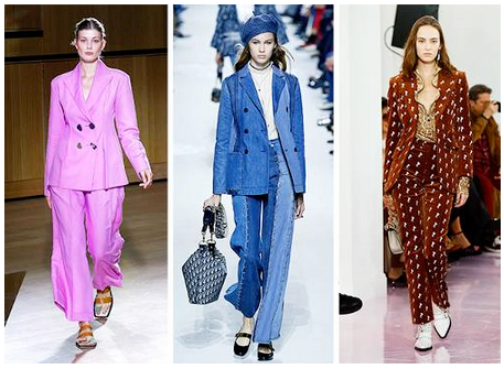 trouser suits london fashion getty images - 6 Spring Summer Fashion Trends to add to your wardrobe