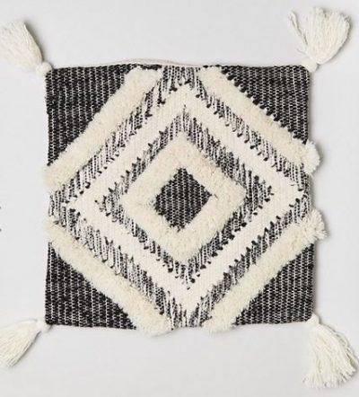 ASOS Boho Tassel Edge Cushion 400x442 - My Shop