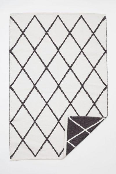 HM Jacquard rug 400x600 - My Shop