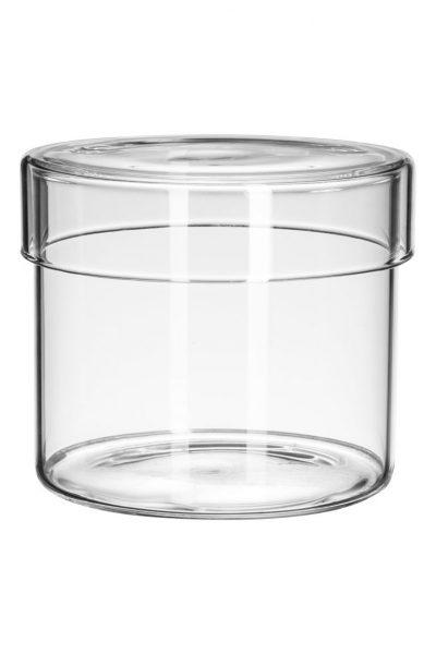 hM glass pot with lid 400x600 - My Shop