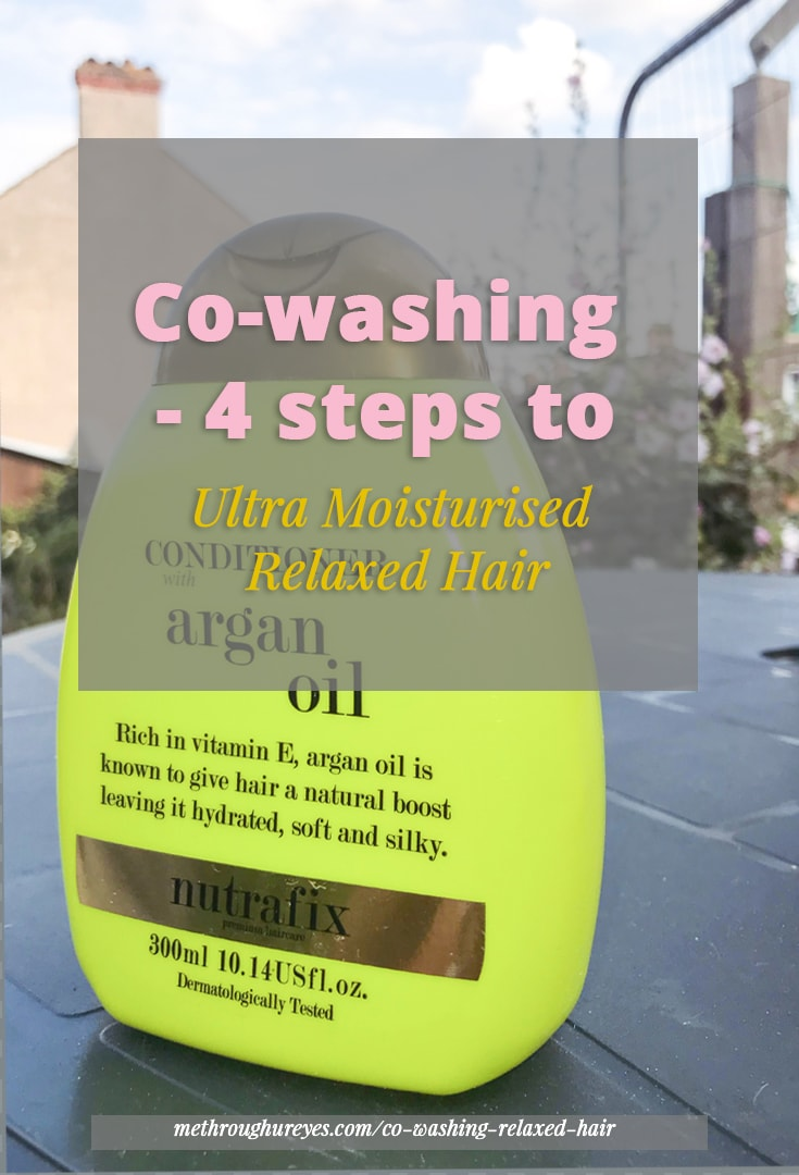 Co washing 4 Steps to Ultra Moisturised Relaxed Hair min - Co-Washing - 4 steps to Ultra Moisturised Relaxed Hair [Video]