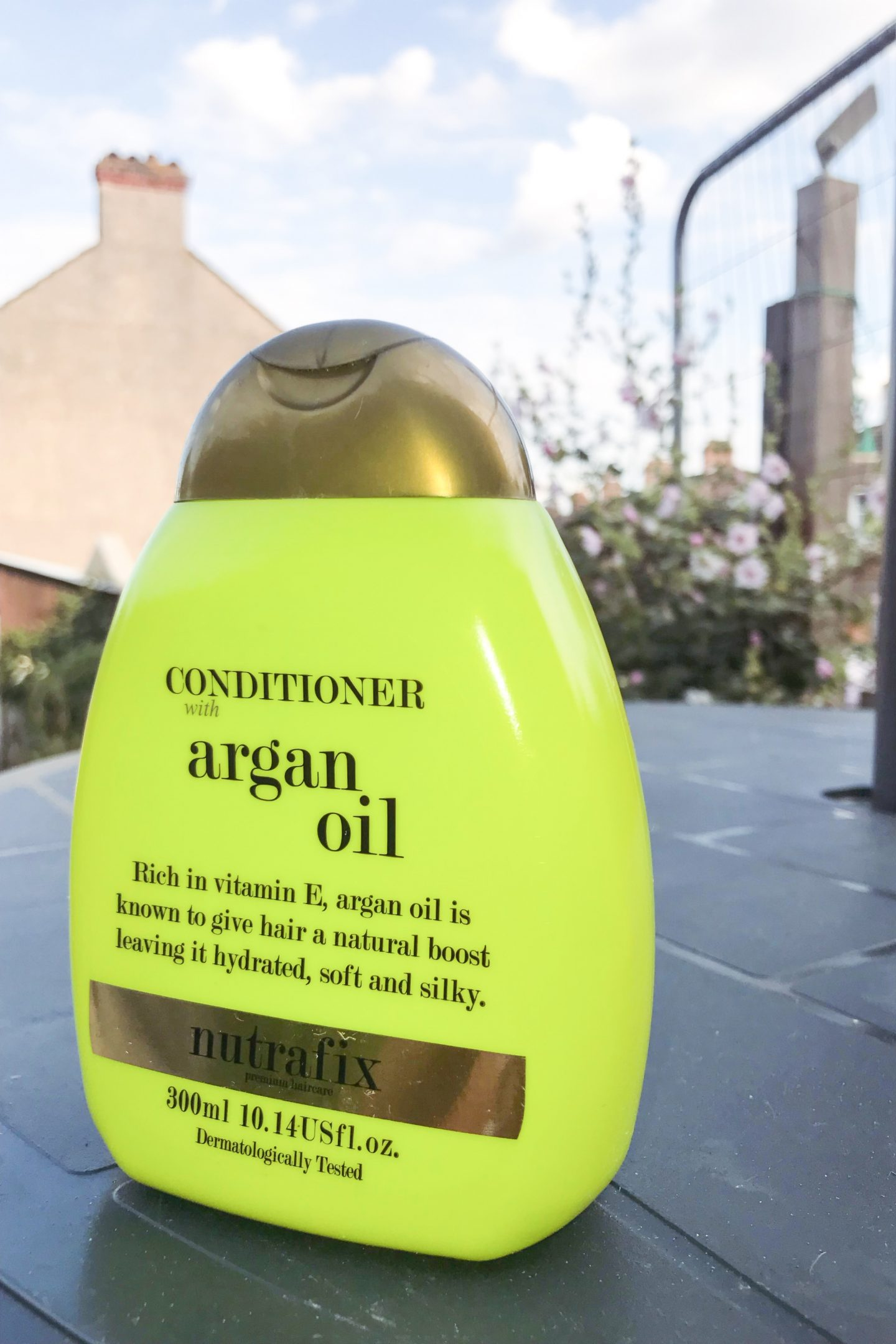 Nutrafix argan oil conditioner 1440x2160 - Co-Washing - 4 steps to Ultra Moisturised Relaxed Hair [Video]