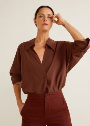 mango Oversize soft shirt 300x419 - The Fashion Edit - 12 of the best New In