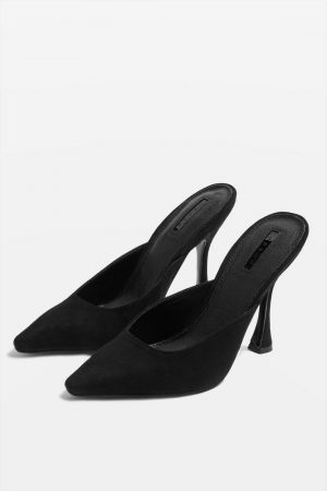 GLOSS Pointed Mules 300x450 - Black Friday Sales