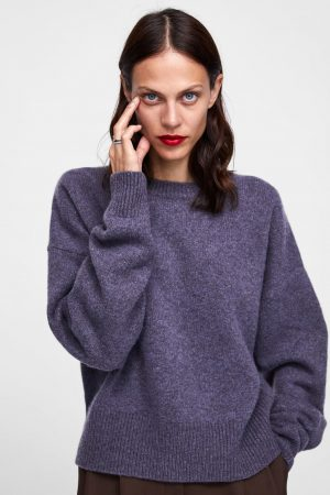 zara wool sweater 300x450 - The Fashion Edit - 12 of the best New In