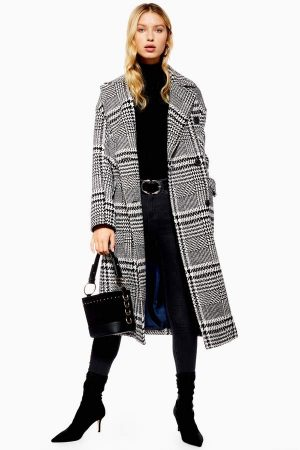 Checked Coat 300x450 - The Fashion Edit - 12 of the Weekly Best