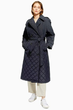 Quilted Trench Coat by Boutique 300x450 - The Fashion Edit - 12 of the Weekly Best