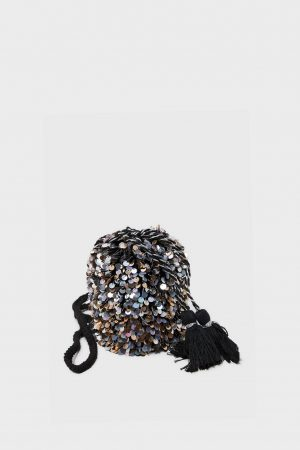 SEQUINNED CROSSBODY BUCKET BAG 300x450 - The Fashion Edit - 12 of the Weekly Best
