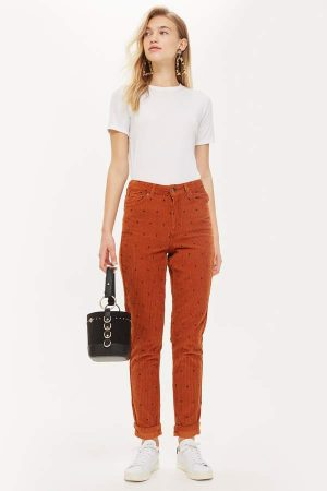 Tobacco Corduroy Mom Jean 300x450 - The Fashion Edit - 12 of the Weekly Best