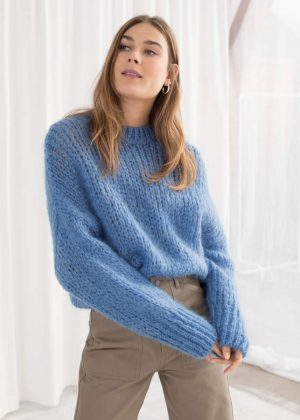 And other stories Wool Blend Chunky Knit Sweater 300x420 - The Fashion Edit - 12 of the Weekly Best