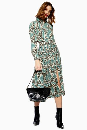 Python Pleated Shirt Dress 300x450 - The Fashion Edit - 12 of the Weekly Best