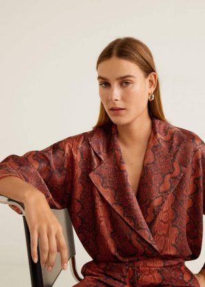 Snake print blouse 300x419 - The Fashion Edit - 12 of the Weekly Best
