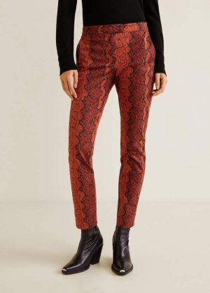 Snake print trousers 300x419 - The Fashion Edit - 12 of the Weekly Best