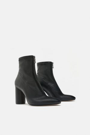 heeled stretch ankle boots 300x450 - The Fashion Edit - 12 of the Weekly Best