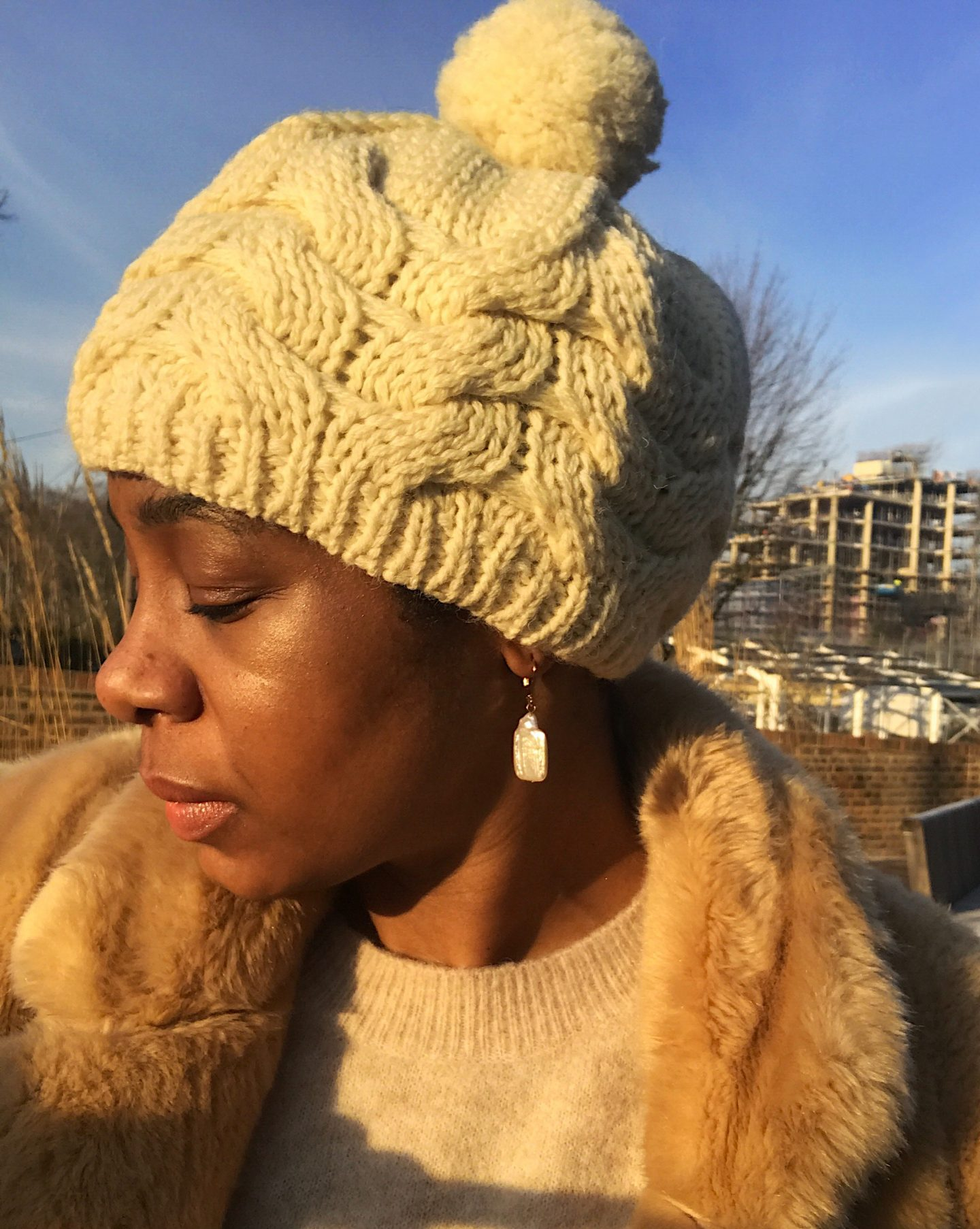 Chidora silk lined woolle hat 1440x1806 - MTUE Favourites 2018 - the BEST of Relaxed Hair Products, Beauty and Fashion