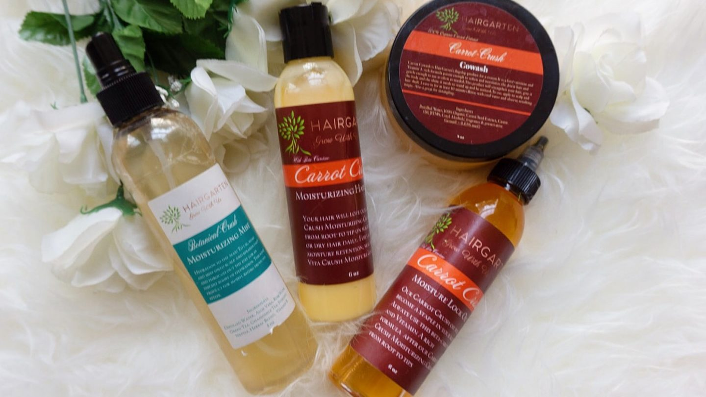 The BEST Co-wash Conditioner to revive DRY and FRIZZY Relaxed Hair featuring Hairgarten [video]