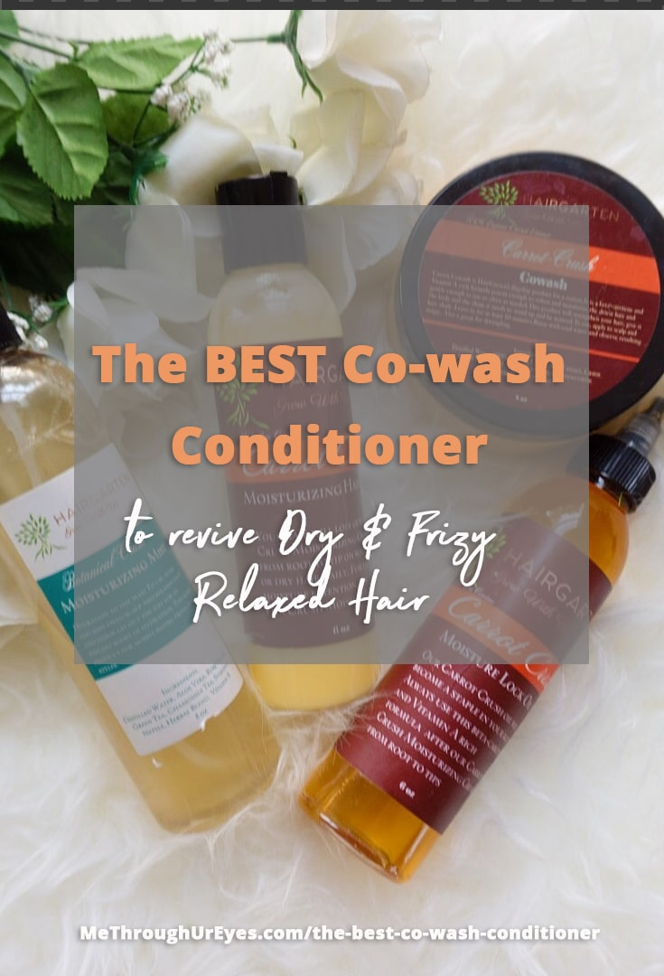 PT The Best Cowash conditioner for dry frizzy Relaxed hair featuring Hairgarten min - The BEST Co-wash Conditioner to revive DRY and FRIZZY Relaxed Hair featuring Hairgarten [video]